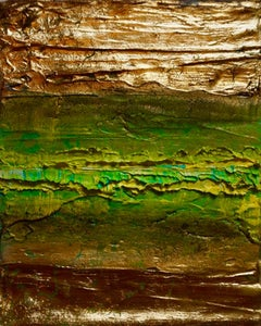 Tactile memory #36 One of a kind, Mixed media on canvas
