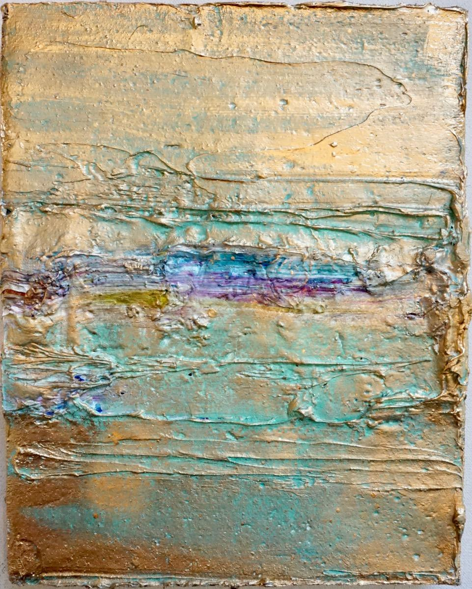 Tactile memory #67 One of a kind, Acrylic binders, acrylic paint, oil on canvas