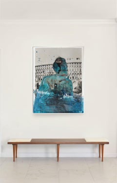 Cocteau Aqua Atla #2235, Enlarged Photographic Print, 2018