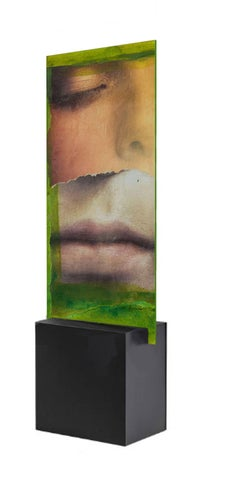 Eternal Recurrence #16, Print on deiNERI Acrylic Glass Stand