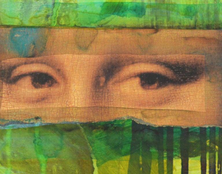 Eternal Recurrence #33, Enlarged Photo Print, Framed - Pop Art Photograph by Natasha Zupan