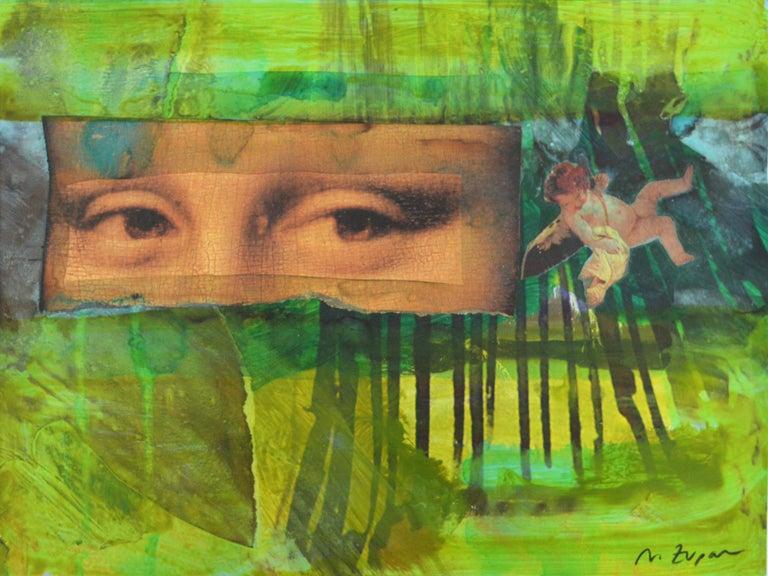 Eternal Recurrence #33, Enlarged Photo Print, Framed - Photograph by Natasha Zupan
