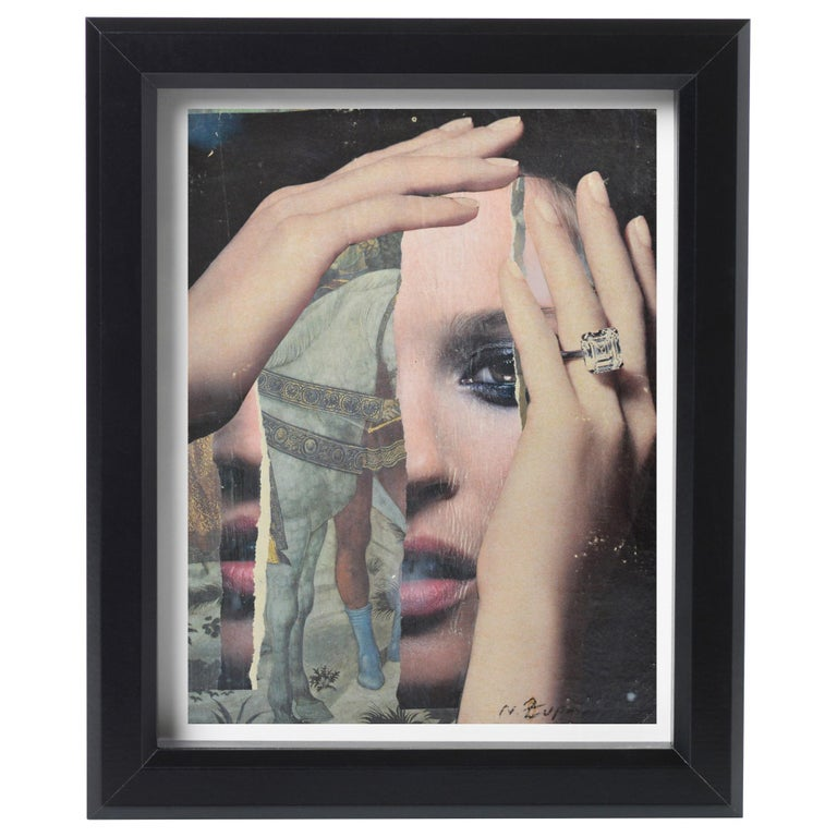 Eternal Recurrence #43, Enlarged Photo Print, Framed - Pop Art Photograph by Natasha Zupan