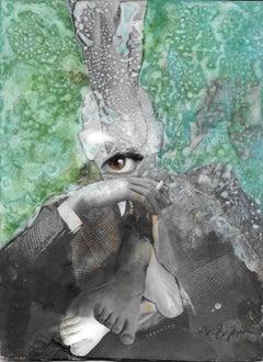 """""""Noel Coward's Eye, #2257"""", Enlarged Photographic Print, 2018"""