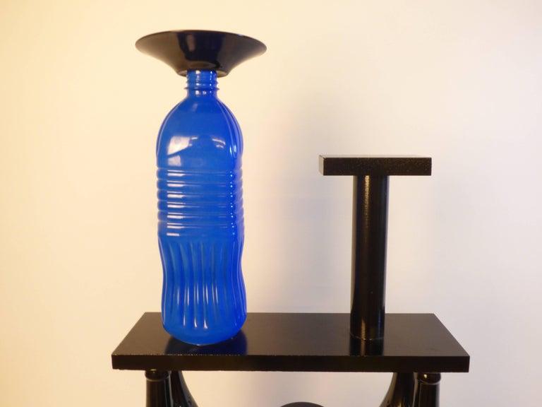 Italian Nathalie Du Pasquier Construction Sculpture Unique Piece For Sale