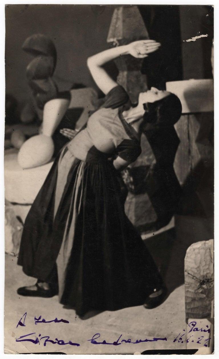 French Artist, Lizica - Delaunay  Series Bord à Bord #6
