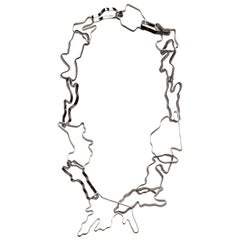 Nathalie Jean Sterling Silver Limited Edition Small Link Chain Necklace