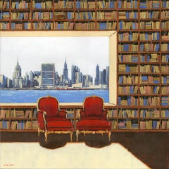 Fabric Still-life Paintings