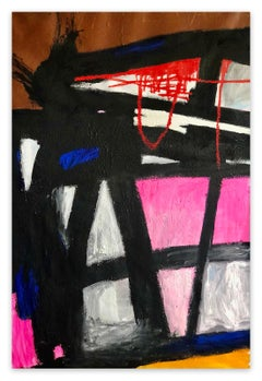 AyeSays (Abstract painting)