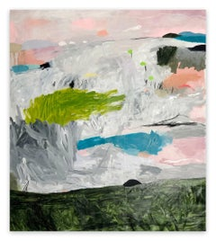 Ewe Kahn have to whore rise N's (Abstract painting)