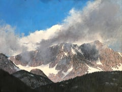 Sky Scrapers (landscape, mountains, rocks, snow)