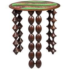 """Einzigartiger Tisch """"Cheyenne"""" von Nathanaël Le Berre und Lison de Caunes, 2017"""