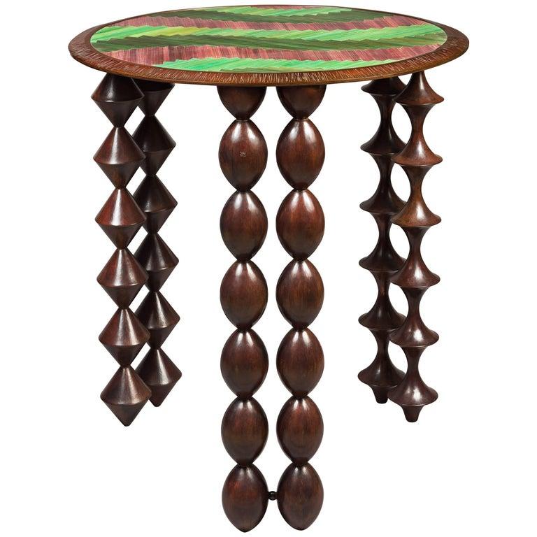 """Einzigartiger Tisch """"Cheyenne"""" von Nathanaël Le Berre und Lison de Caunes, 2017 1"""