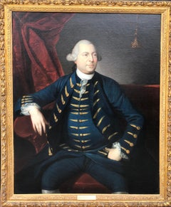 18th century Portrait of Sir Lawrence Dundas