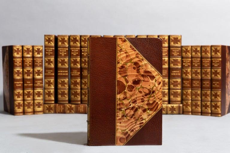Art Nouveau Nathaniel Hawthorne, Complete Works For Sale