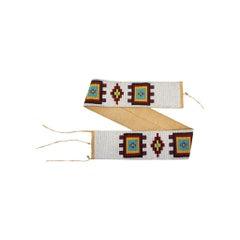 Native American Blackfeet Bead Strip
