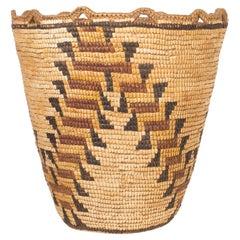 Native American Klickitat Basket
