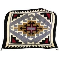 Native American Navajo Hand Woven Rug Mat