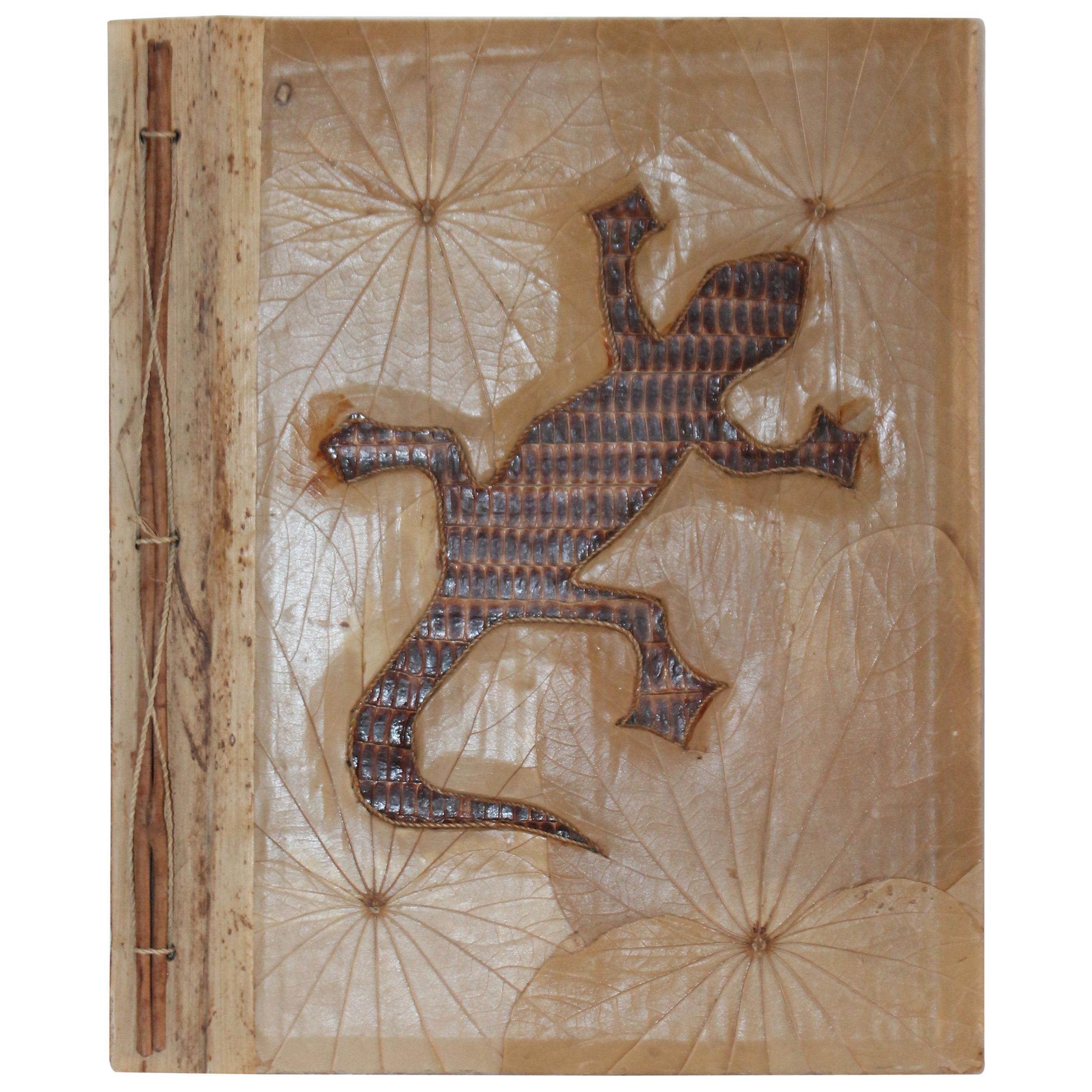 Native American Scrapbook