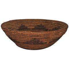 Native American Washo Basket