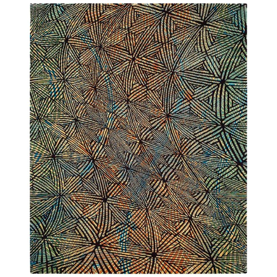 Native Legends 2 Carpet Collection by Kyle Clarkson
