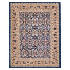 Natural Dye Farahan Design Rug Bliss Collection