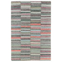 Natural Dye Flat-Weave Kilim Puro Collection