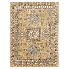Natural Dye Khotan Design Divine Collection