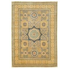 Natural Dye Mamluk Design Rug Fable Collection