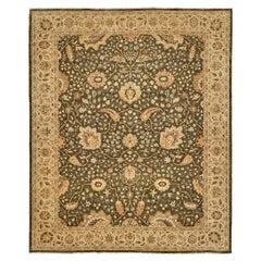 Natural Dye Ottoman Rug