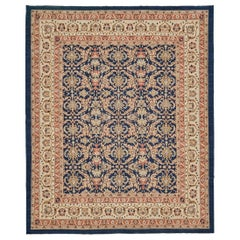 Natural Dye Sultanabad Style Rug