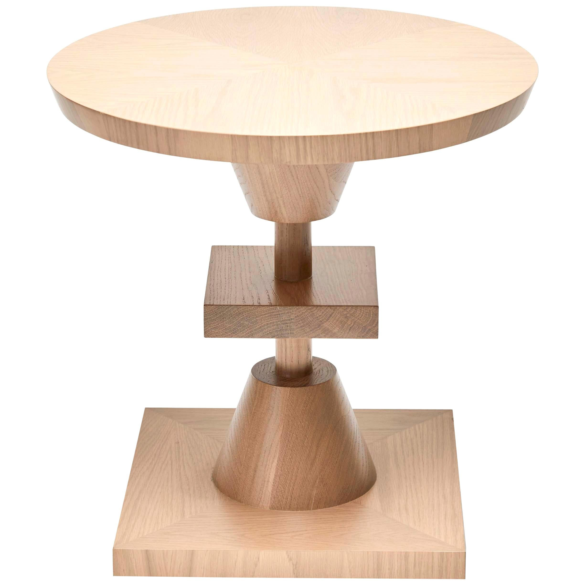 Natural Oak Morro Table by Lawson-Fenning