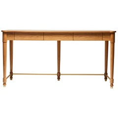 Natural Oak Niguel Desk by Lawson-Fenning