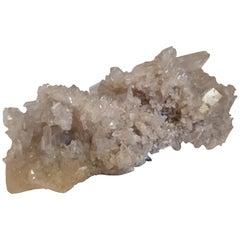 Natural Quartz Crystal Specimen