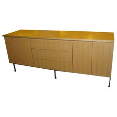 Natural Wood Harvey Probber Buffet