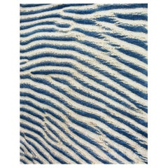 Natural World Beach Sand Inspired Material Rug