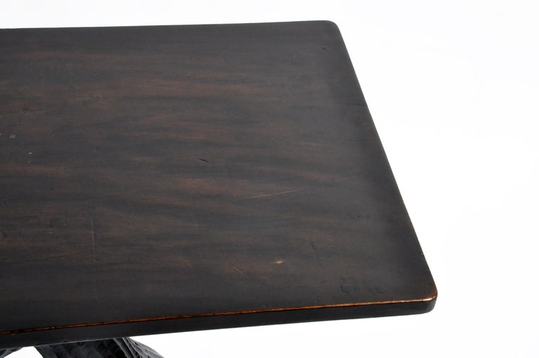 Naturalistic Game Table For Sale 5