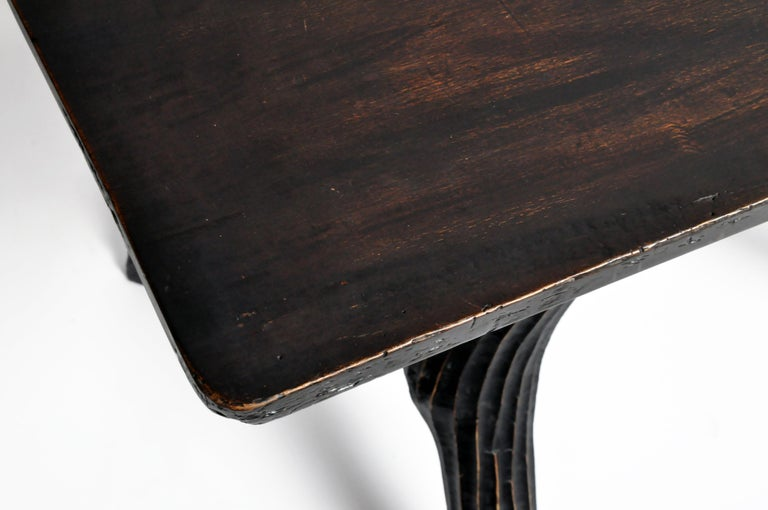 Naturalistic Game Table For Sale 10