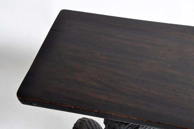 Naturalistic Game Table For Sale 2