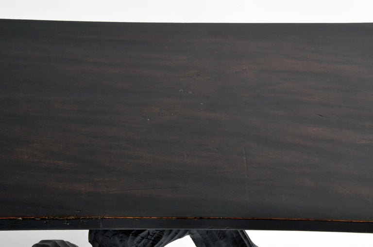 Naturalistic Game Table For Sale 3