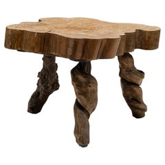 Naturalistic Table, England circa 1920