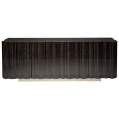 Nature Contemporary Sideboard in Grey Ash by Luísa Peixoto