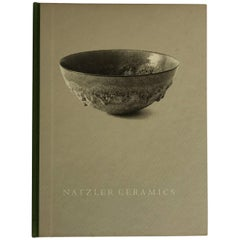 Natzler Ceramics a Signed Presentation Copy