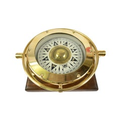 Nautical Compass, Kelvin & Hughes, UK, 1940s