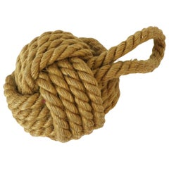 Nautical Rope Knot, Small