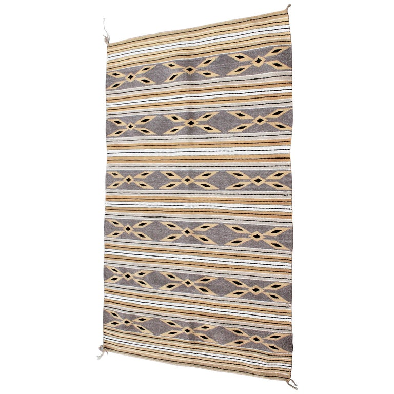 Navajo Chinlie Indian Weaving For Sale