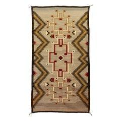 Navajo Crystal Area Weaving