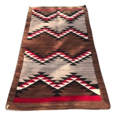 Navajo Eye Dazzler Weaving