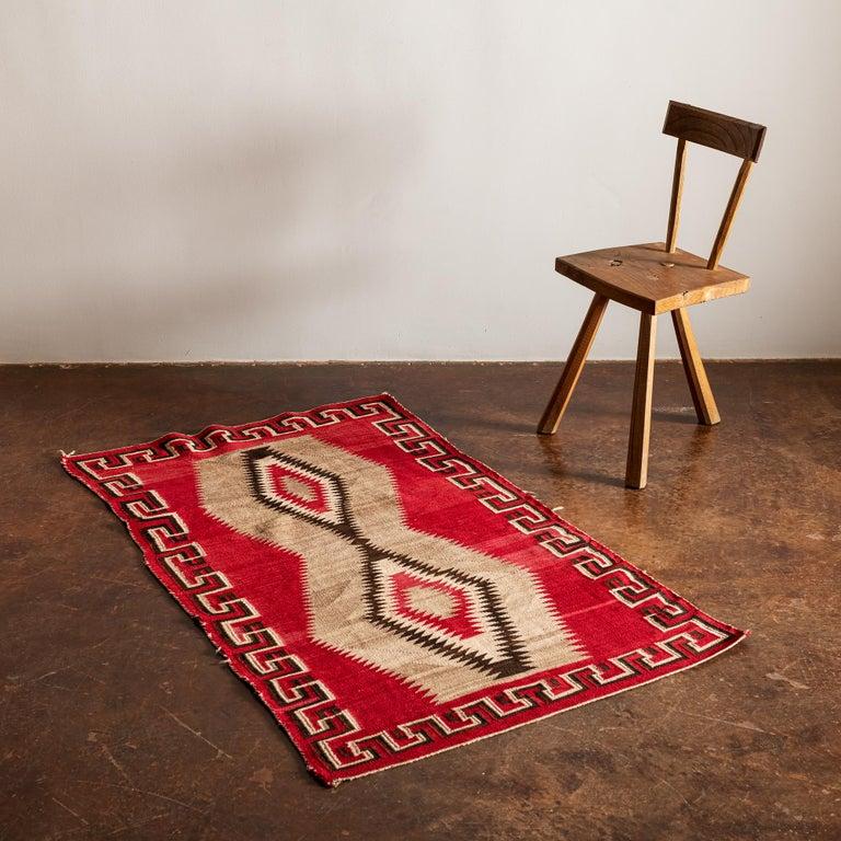 Native American Navajo Ganado Textile, 1920s For Sale