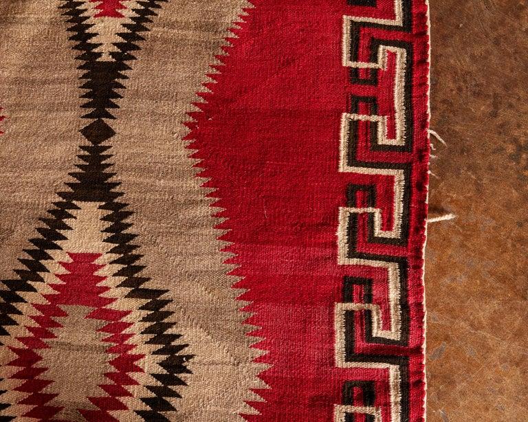 Navajo Ganado Textile, 1920s In Good Condition For Sale In Santa Fe, NM